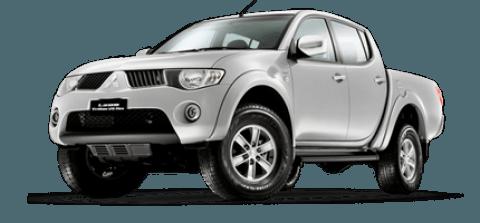 Mitsubishi Triton (12-15) - För uthyrning