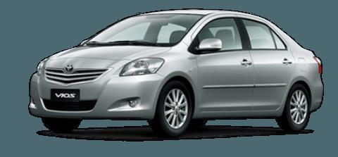 Toyota Vios (2013) - För uthyrning