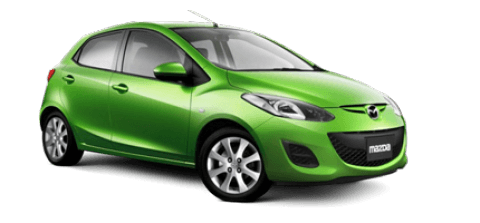Mazda 2 (M/T, 2012-2014) - Leie