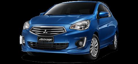 Mitsubishi Attrage (2014) - 租赁