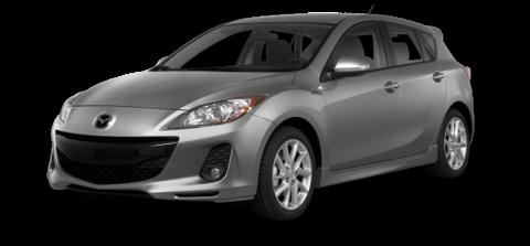 Mazda3 (2010-2012) - För uthyrning