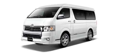 Toyota Ventury (14-16) - För uthyrning