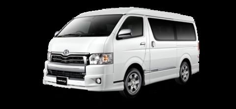 Toyota Ventury (14-16) - Аренда