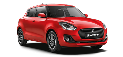 NEW Suzuki Swift (2018) - Mieten