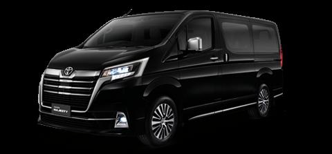 NEW Toyota Majesty (2019) - Vuokra