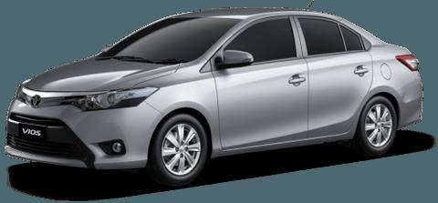 Toyota Vios (2013-2015) - 租赁