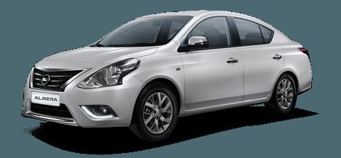 Nissan Almera (2013-2016) - För uthyrning