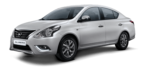 Nissan Almera (2013-2016) - 租赁