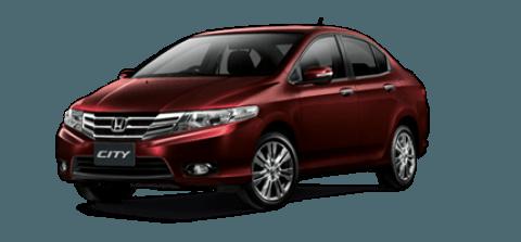 Honda City (2012-2013) - För uthyrning